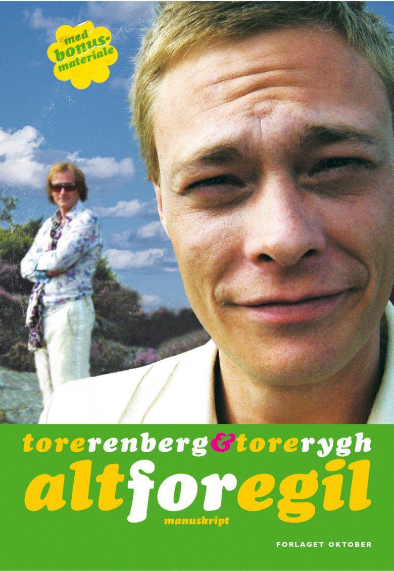 Alt for Egil movie poster