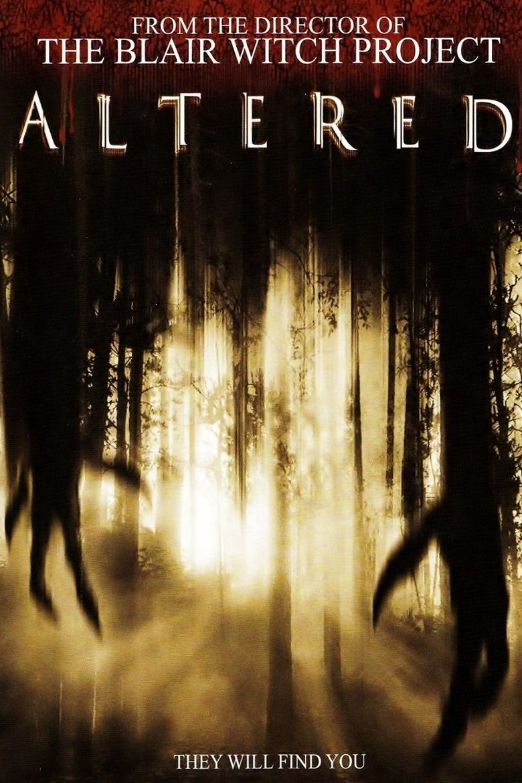 Altered (film) movie poster