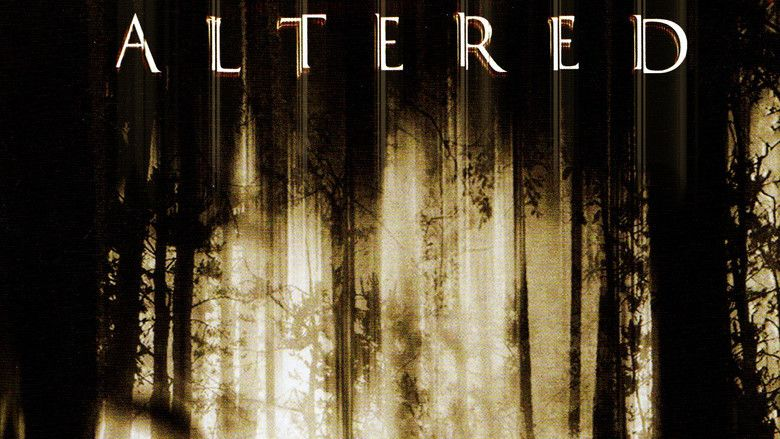Altered (film) movie scenes