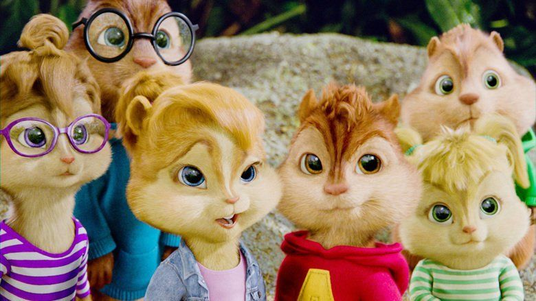 Alvin and the Chipmunks: Chipwrecked movie scenes