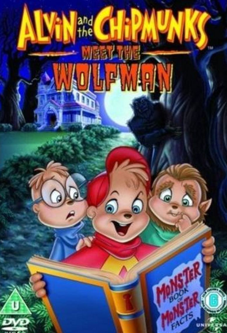 Alvin and the Chipmunks Meet the Wolfman movie poster