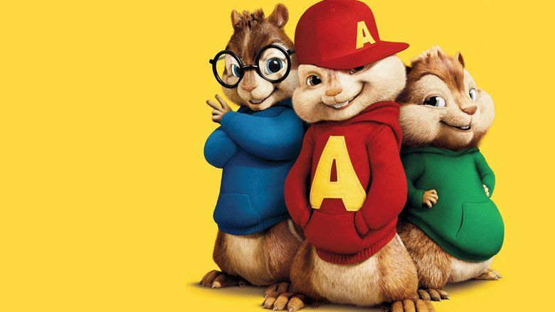 Alvin and the Chipmunks: The Squeakquel movie scenes