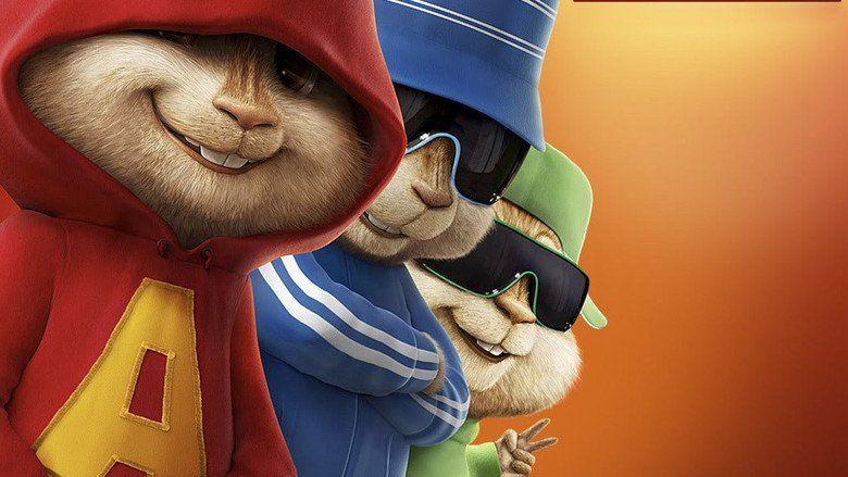 Alvin and the Chipmunks (film) movie scenes