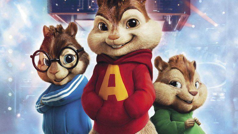 Alvin and the Chipmunks (film series) movie scenes