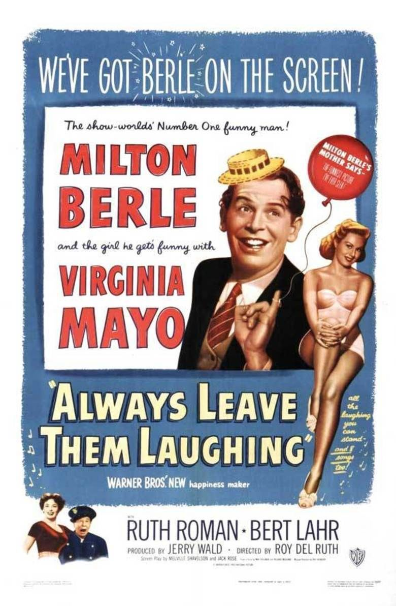 Always Leave Them Laughing movie poster