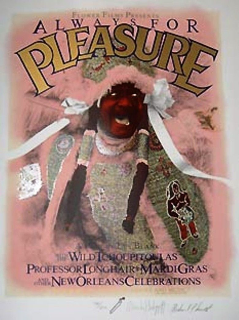 Always for Pleasure movie poster