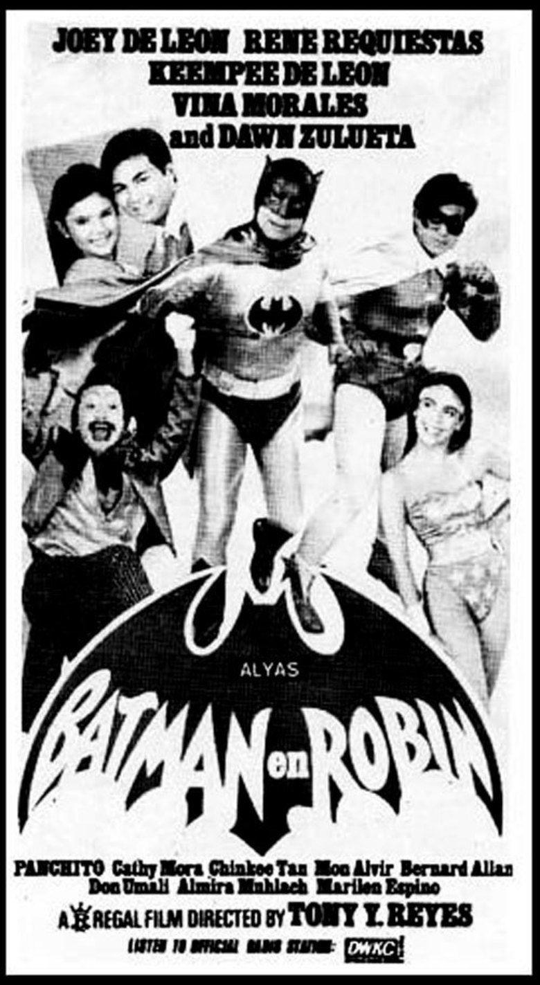 Alyas Batman en Robin movie poster