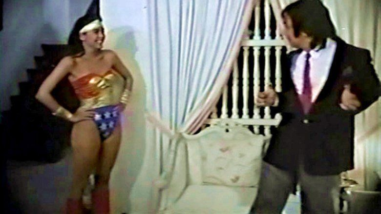 Alyas Batman en Robin movie scenes
