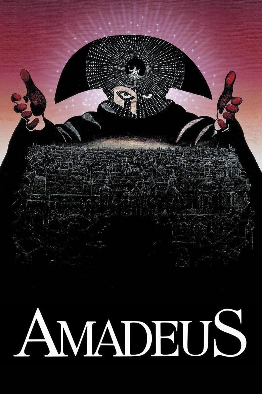 Amadeus (film) movie poster