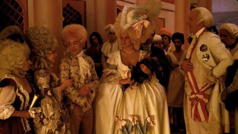 Amadeus (film) movie scenes