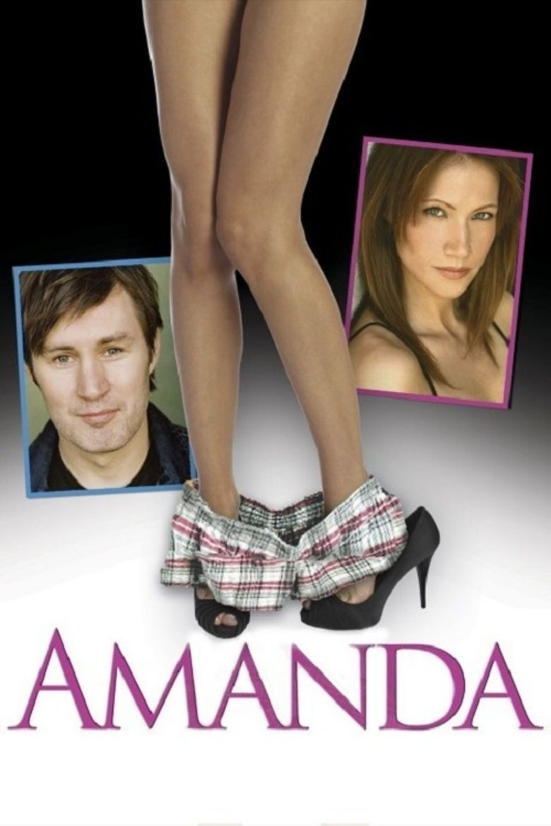Amanda (film) movie poster