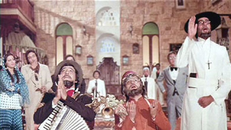 Amar Akbar Anthony movie scenes