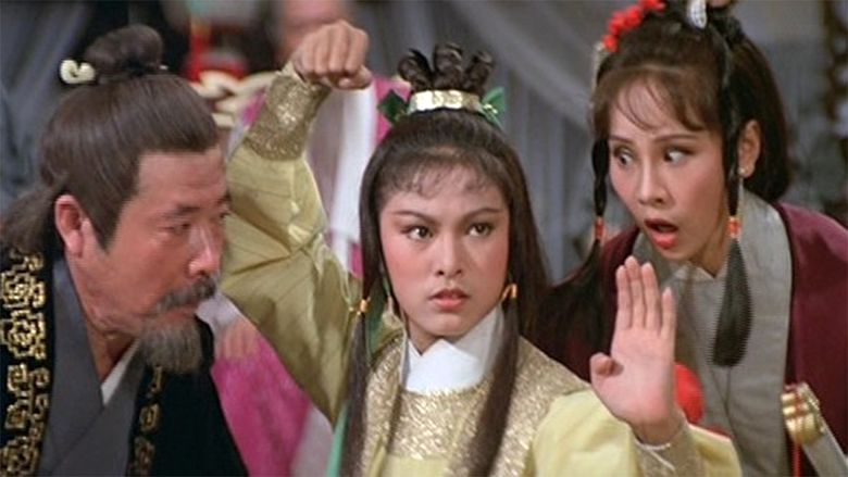 Ambitious Kung Fu Girl movie scenes