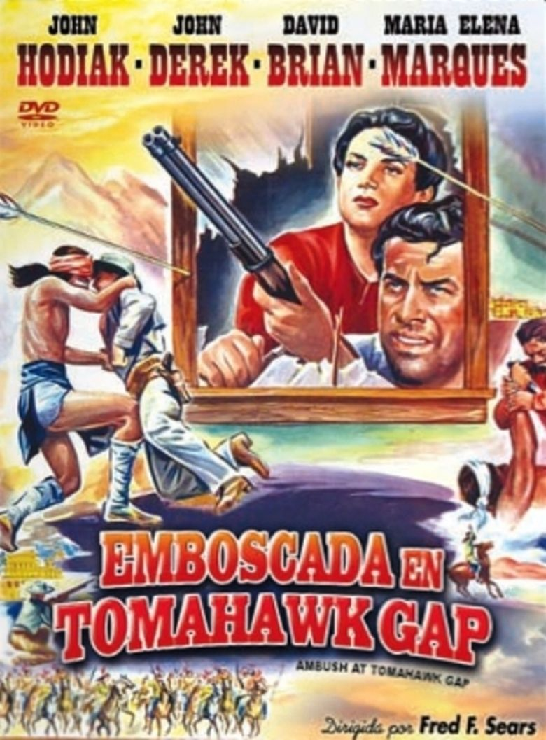 Ambush at Tomahawk Gap movie poster