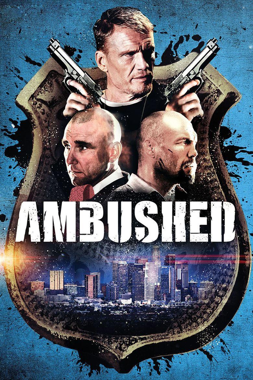 Ambushed (film) movie poster