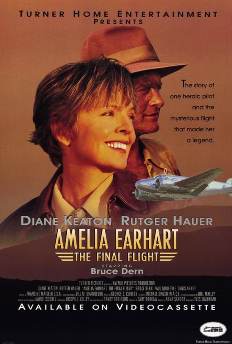 Amelia Earhart: The Final Flight movie poster