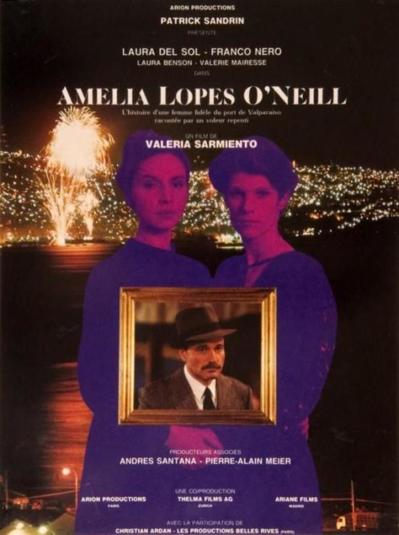 Amelia Lopes ONeill movie poster