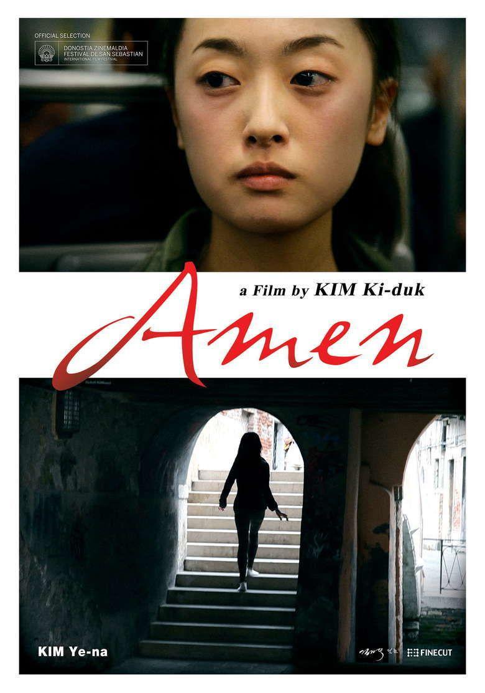 Amen (2011 film) movie poster