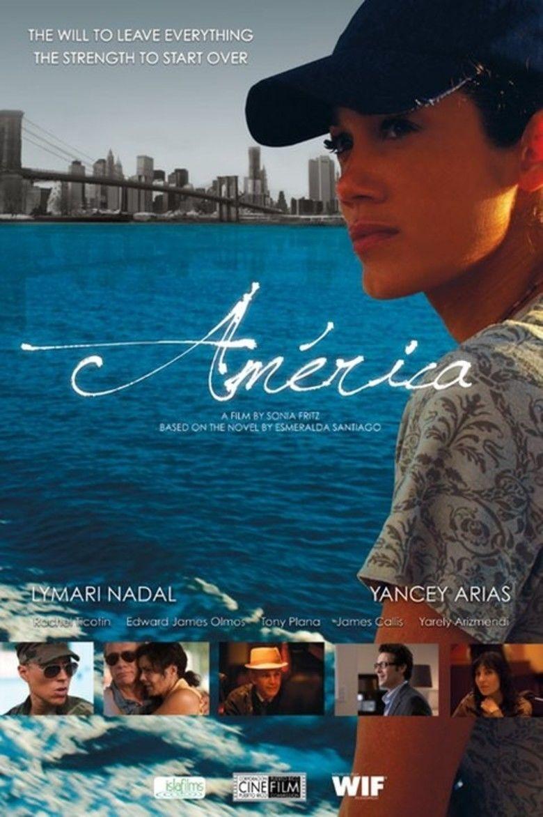 America (2011 film) movie poster