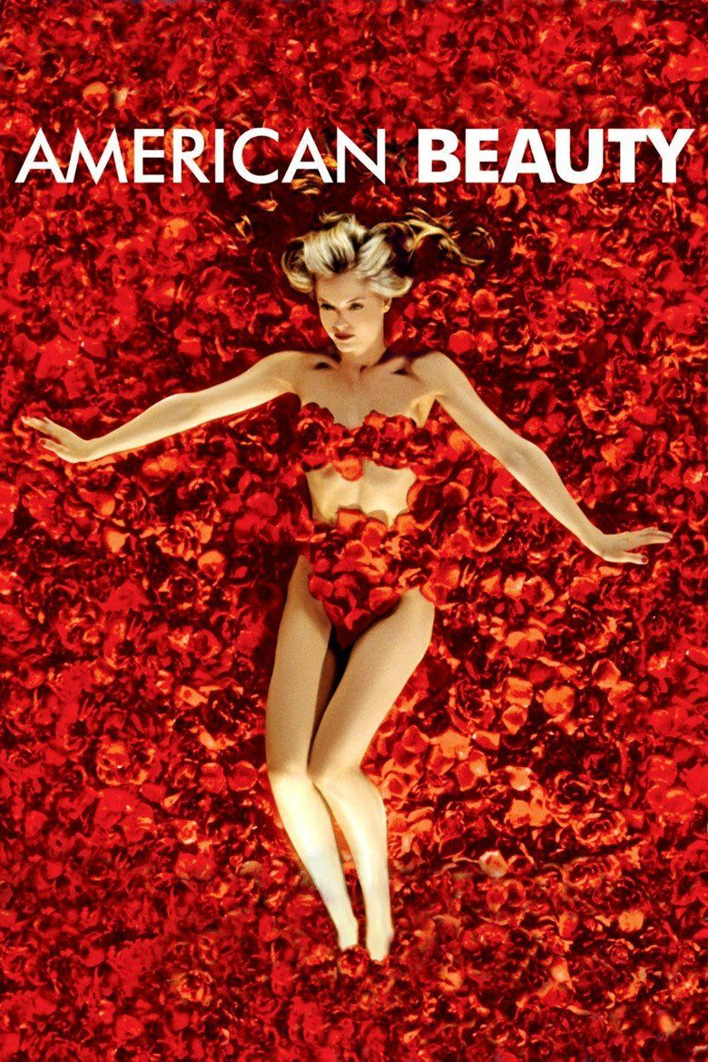 American Beauty (1999 film) movie poster