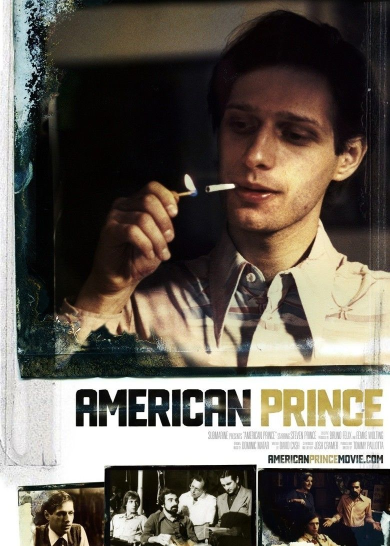 American Boy: A Profile of Steven Prince movie poster