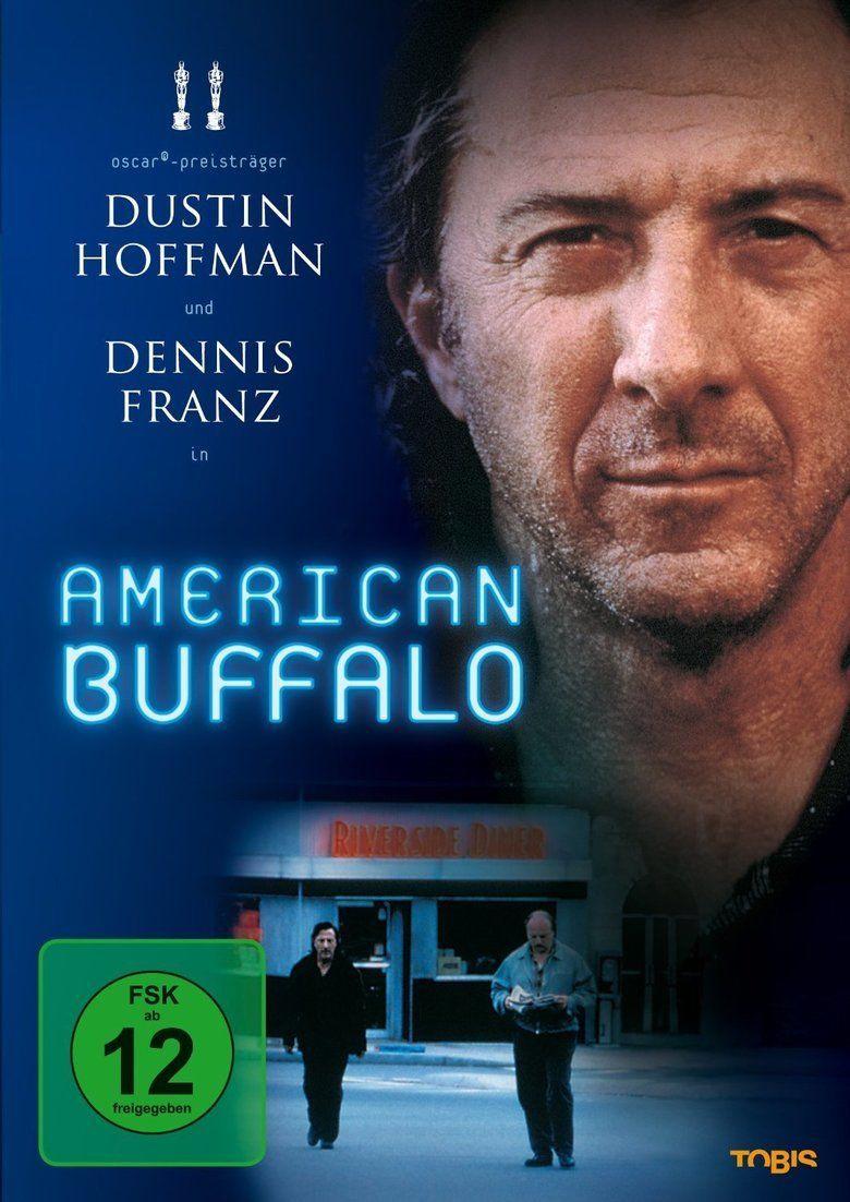 American Buffalo (film) movie poster