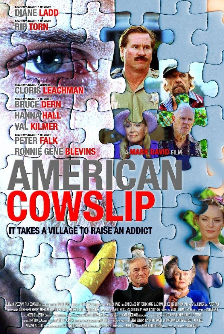 American Cowslip movie poster