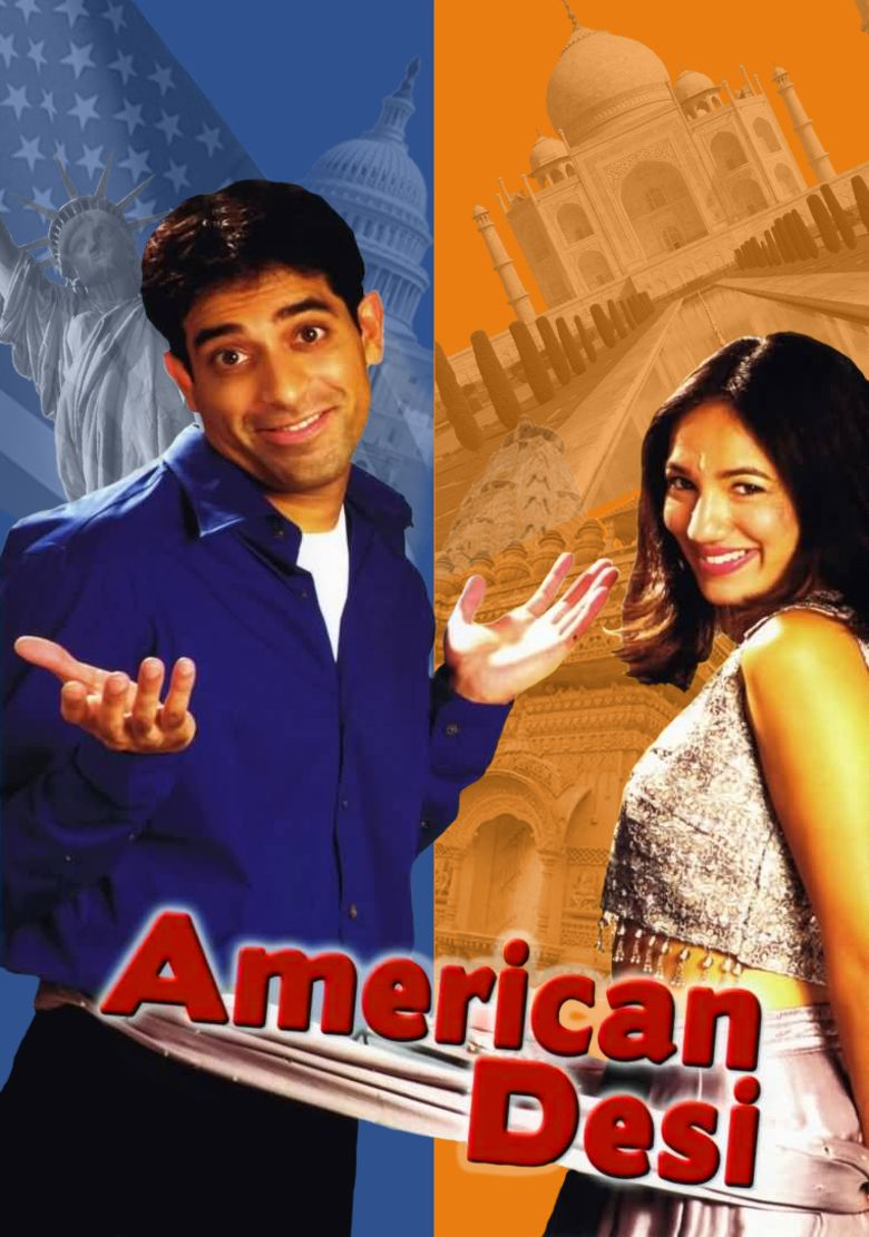 American Desi movie poster