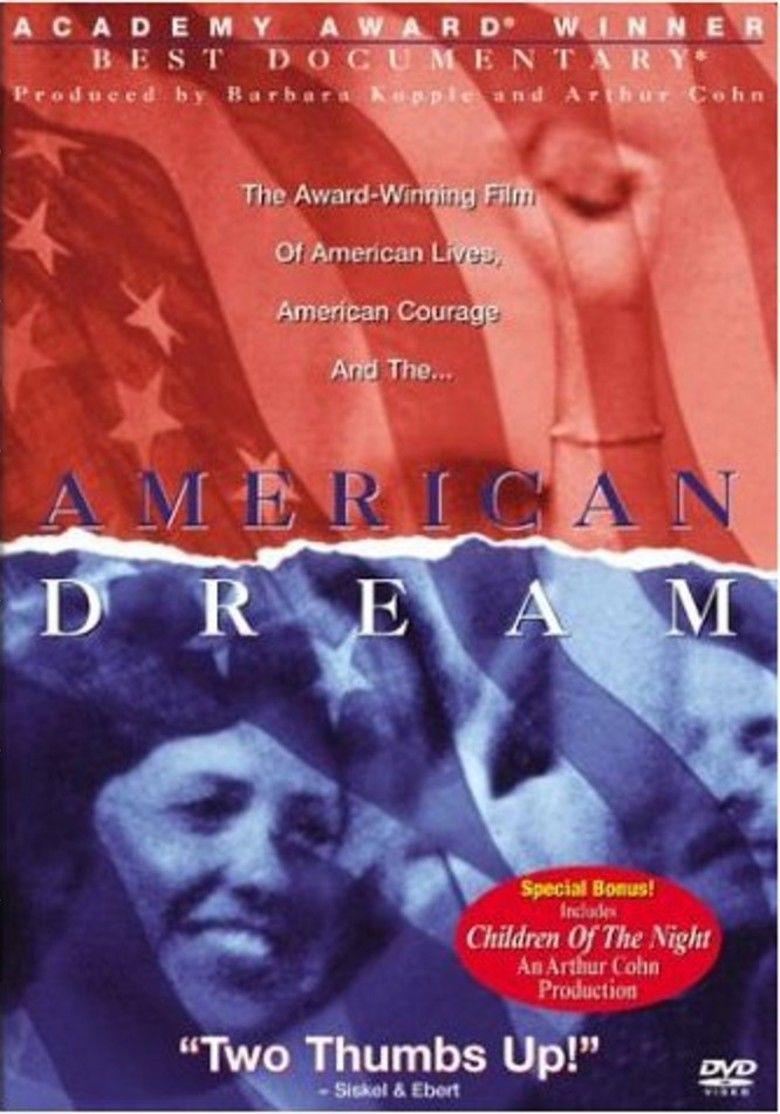 American Dream (film) movie poster