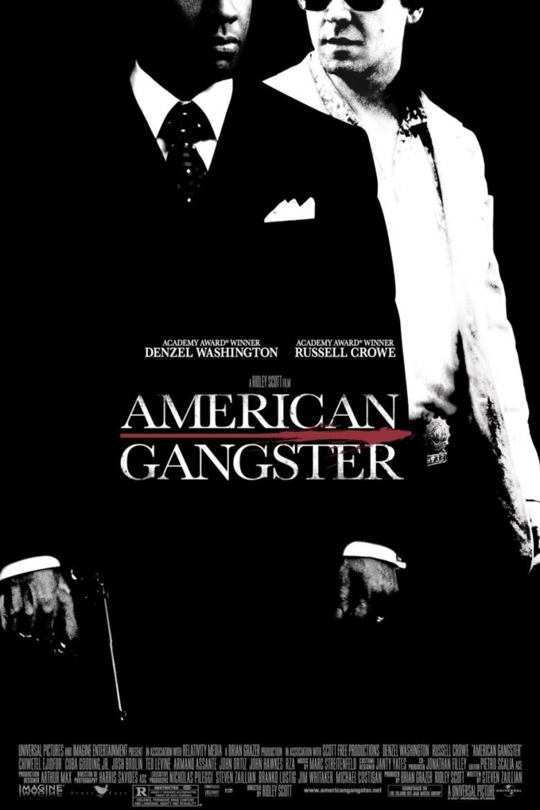 American Gangster (film) movie poster