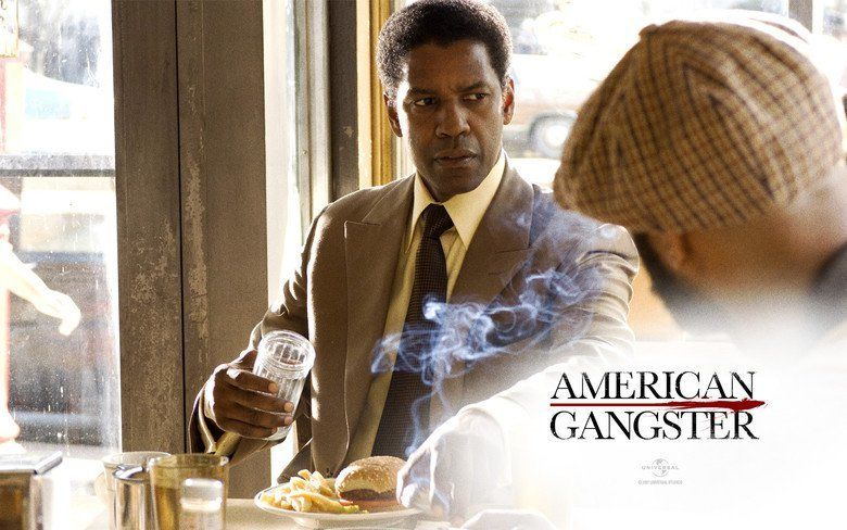 American Gangster (film) movie scenes