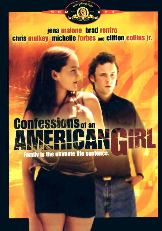 American Girl (film) movie poster