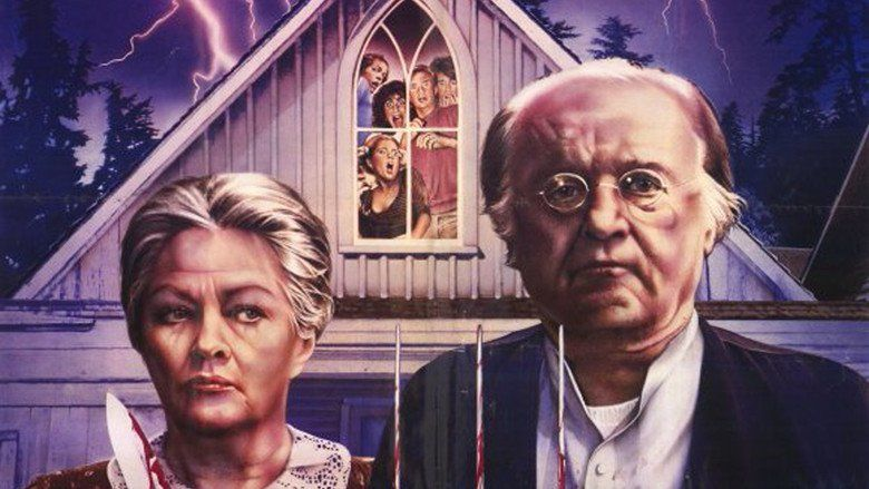 American Gothic (film) movie scenes