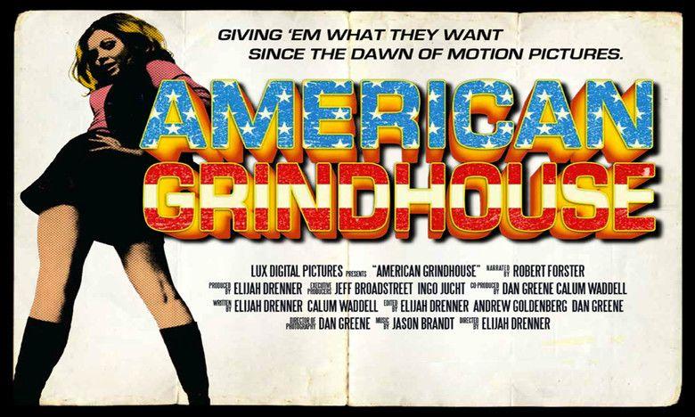 American Grindhouse movie scenes