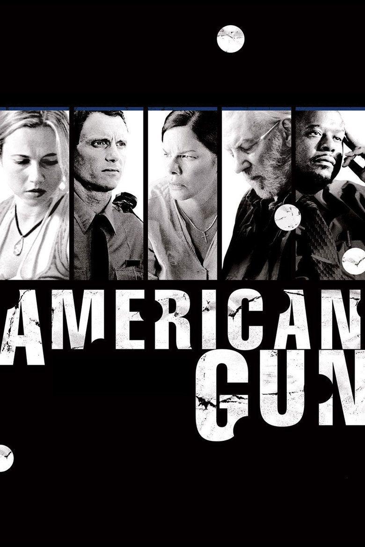 American Gun (2005 film) movie poster