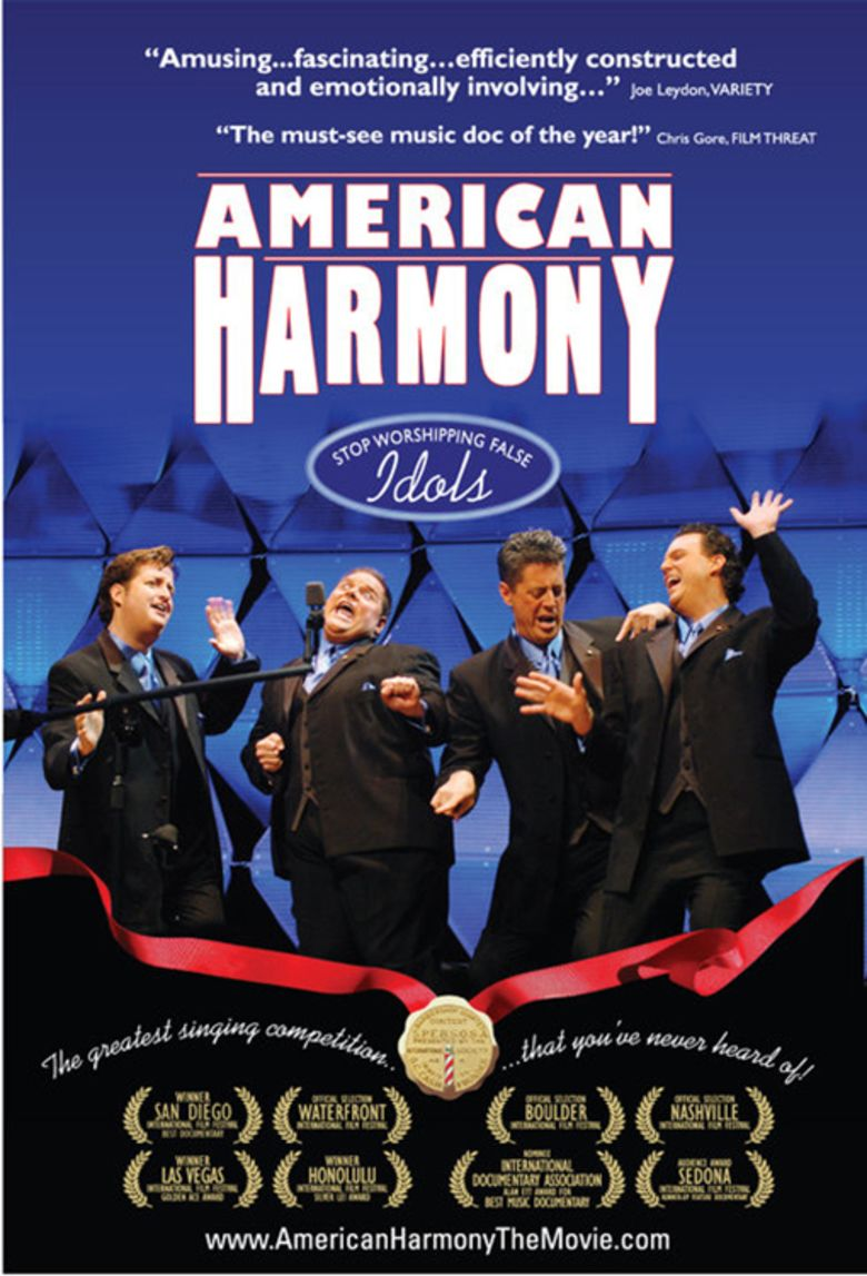 American Harmony movie poster