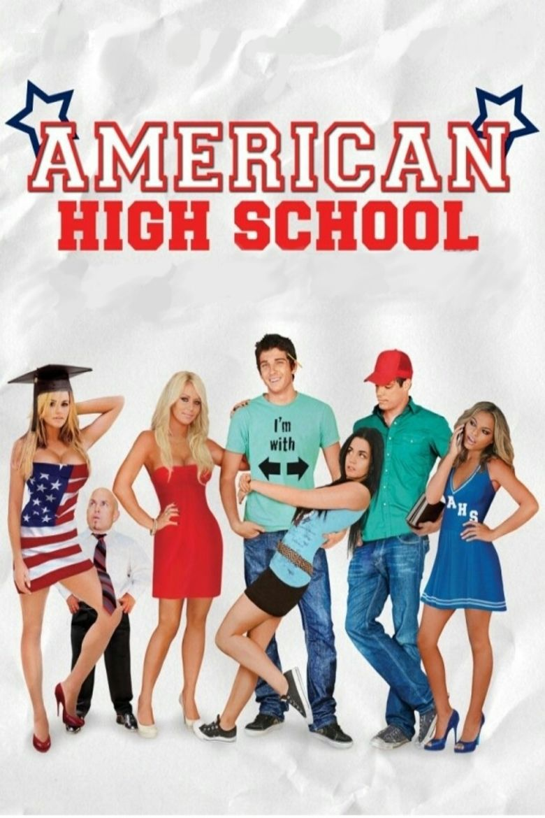 American High School (film) movie poster