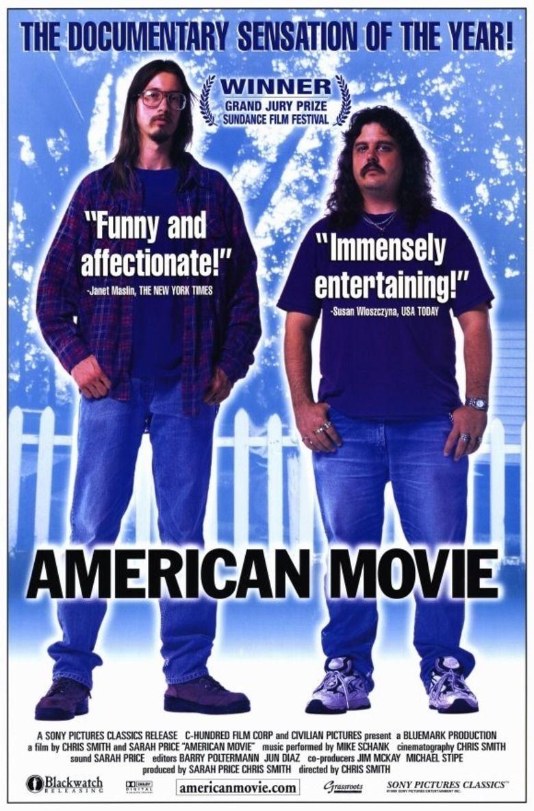 American Movie movie poster