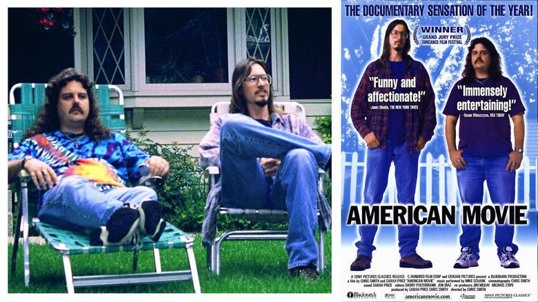 American Movie movie scenes