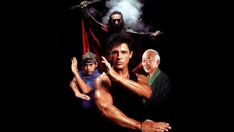 American Ninja V movie scenes