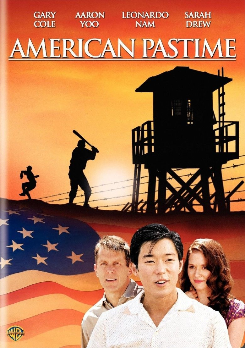 American Pastime (film) movie poster