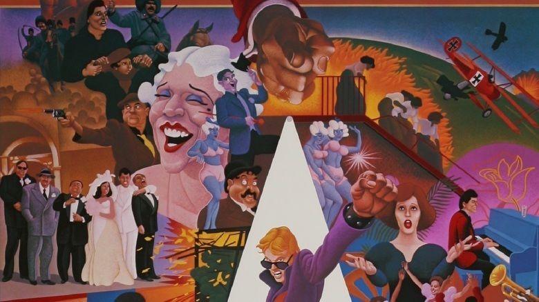 American Pop movie scenes