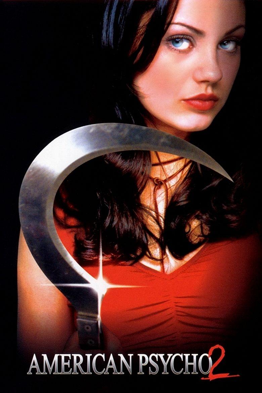 American Psycho 2 movie poster