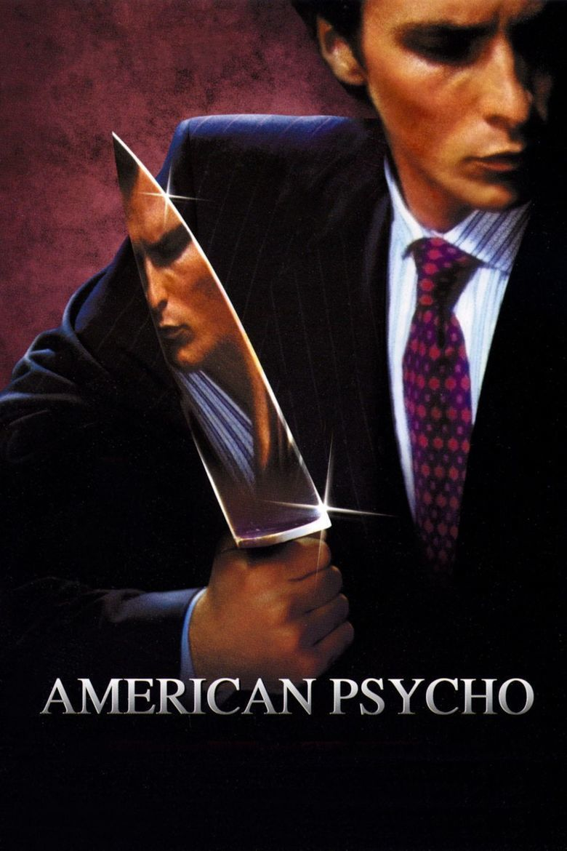 American Psycho (film) movie poster