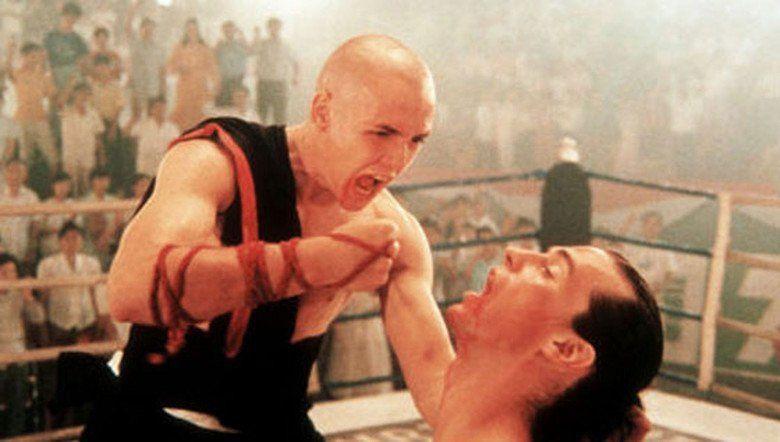 American Shaolin movie scenes