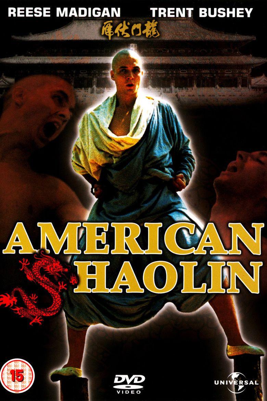 American Shaolin movie poster