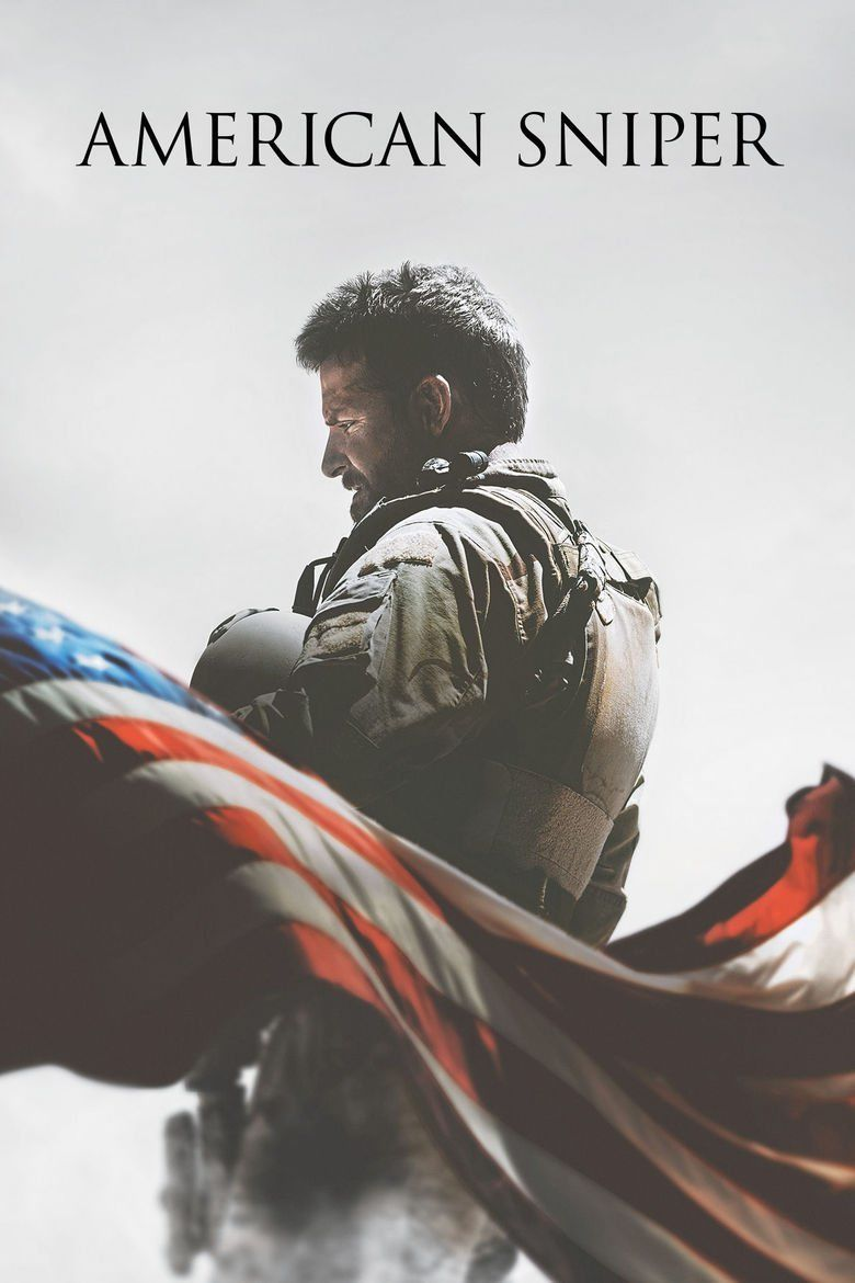 American Sniper (film) movie poster