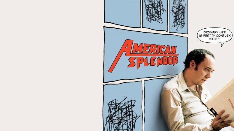 American Splendor (film) movie scenes