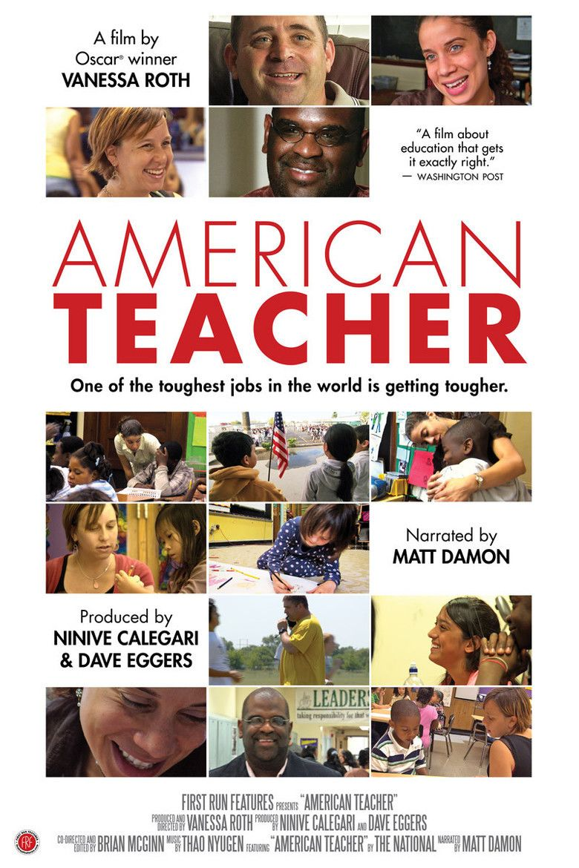 American Teacher movie poster