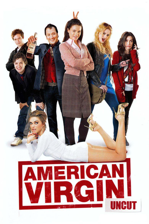 American Virgin (2009 film) movie poster